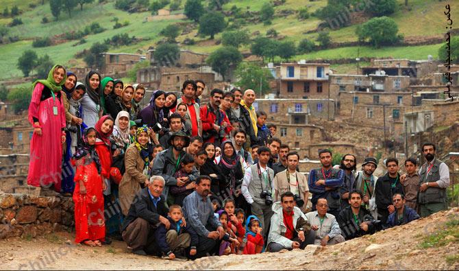تور عکاسی چیلیک در هورامانات کردستان برگزار شد