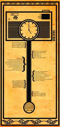 شاهرودی: زمان، وسیله اندازه گیری زندگی است