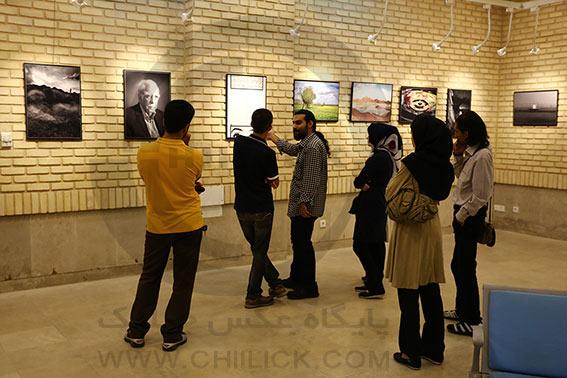 گشایش بخش جنبی پنجمین جشنواره ملی عکس فیروزه