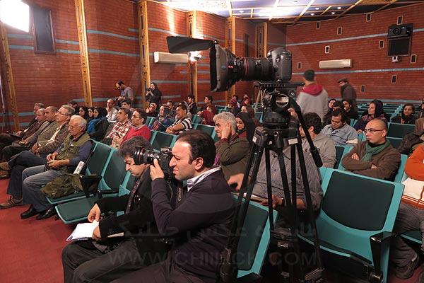 نشست با مدیران رسانه های عکاسی