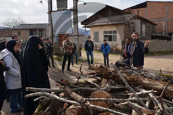 برگزاری کارگاه آموزشی عکاسی مستند در مازندران