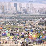 جشنواره سراسری شمیم بهار - مهرناز محمدی ، راه یافته به بخش حرفه ای | نگارخانه چیلیک | ChiilickGallery.com
