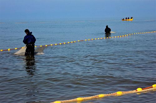 ماهیگیران خزر