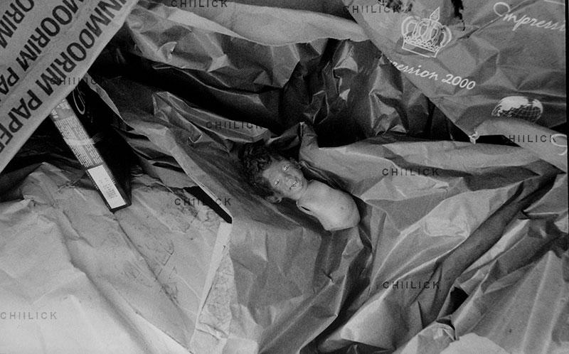 عروسک - آرزو عمیدی | نگارخانه چیلیک | c hiilickgallery.com