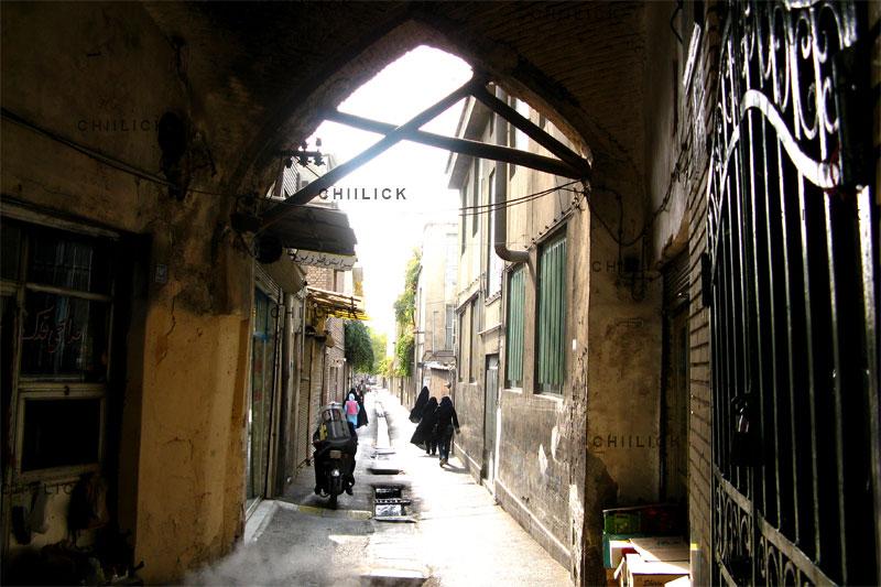 عکس طهران 86 - مارال افسرپور | نگارخانه چیلیک | chiilickgallery.com