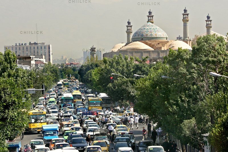 عکس طهران 86 - حسن قائدی | نگارخانه چیلیک | chiilickgallery.com