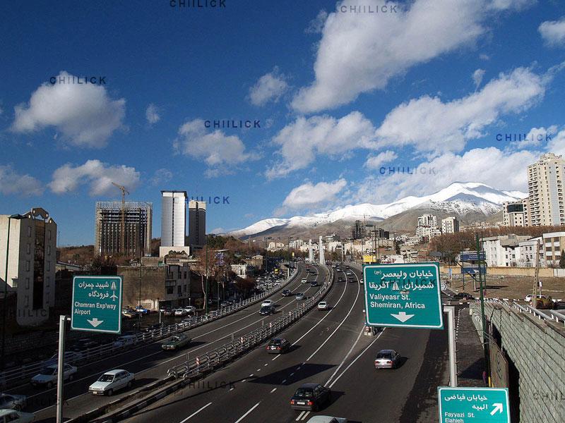 عکس طهران 86 - آزاده پیراینده | نگارخانه چیلیک | c hiilickgallery.com
