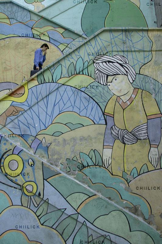 عکس طهران 86 - ابراهیم سیسان | نگارخانه چیلیک | c hiilickgallery.com