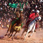 دومین مسابقه ملی نگاه سرخ - احمد تاجی ، راه یافته به بخش اصلی:(عکس عاشورایی) الف) دوربین عکاسی | نگارخانه چیلیک | ChiilickGallery.com