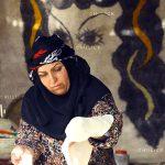 سومین نمایشگاه صنعت نان - آزاده نوزاد | نگارخانه چیلیک | ChiilickGallery.com