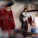 اولین دوره مسابقه عکس فرش دستباف - مریم رویایی | نگارخانه چیلیک | ChiilickGallery.com