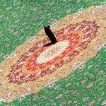 اولین دوره مسابقه عکس فرش دستباف - جواد گلزار | نگارخانه چیلیک | ChiilickGallery.com
