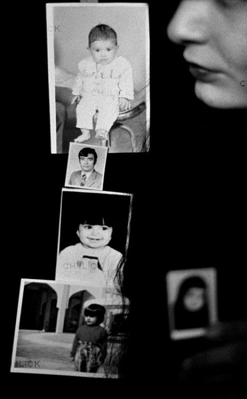 شکوفه علیدوستی عکاس ایرانی