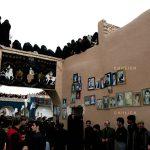 تجلی عاشورا و فجر - علیرضا عباسی | نگارخانه چیلیک | ChiilickGallery.com