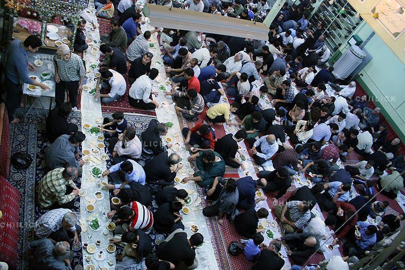 دومین مسابقه عکاسی از سفره افطار - مرجان طائی | نگارخانه چیلیک | ChiilickGallery.com