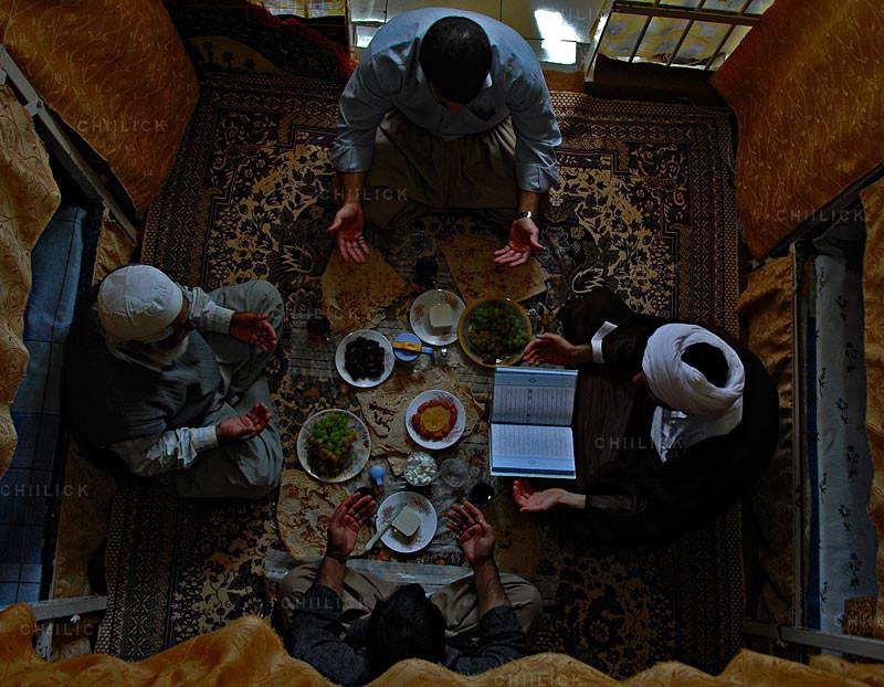 دومین مسابقه عکاسی از سفره افطار - امیر مافی بردبار | نگارخانه چیلیک | ChiilickGallery.com
