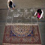 دومین مسابقه عکس فرش دستباف - هادی دهقان پور ، رتبه دوم | نگارخانه چیلیک | ChiilickGallery.com