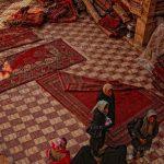 دومین مسابقه عکس فرش دستباف - پرگل عینالو | نگارخانه چیلیک | ChiilickGallery.com
