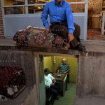 دومین مسابقه عکس فرش دستباف - سعید رنجبر | نگارخانه چیلیک | ChiilickGallery.com