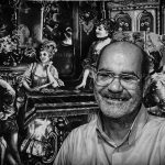 پنجمین جشنواره ملی عکس فیروزه - محمدصالح شریفی ، راه یافته به بخش پرتره محیطی | نگارخانه چیلیک | ChiilickGallery.com