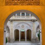 دومین جشنواره ایران شناسی - امیر قادری ، راه یافته به بخش بناهای عمومی و خصوصی | نگارخانه چیلیک | ChiilickGallery.com