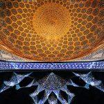 دومین جشنواره ایران شناسی - محمد آزادی ، راه یافته به بخش تزیینات معماری | نگارخانه چیلیک | ChiilickGallery.com
