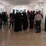 گشایش نمایشگاه « عین عاشورا » - عکس: ابراهیم باقرلو