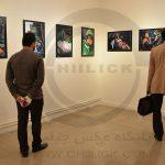 گشایش نمایشگاه « عین عاشورا » - عکس: فاطمه میرالی