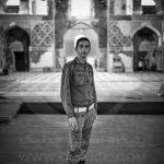 حامد اخلاقی، رتبه اول بخش پرتره محیطی، از شیراز