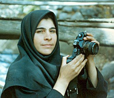 مهناز نورالهی فرد عکاس ایرانی