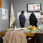 جلسه داوری سومین دوره جشنواره عکس تعاون