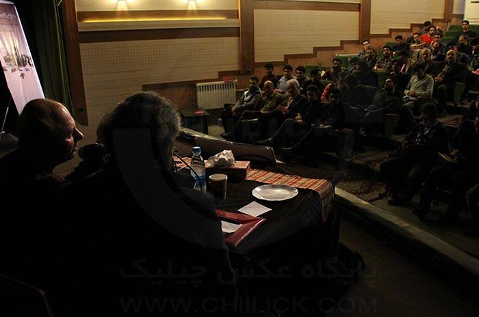 مهدی منعم در حوزه هنری مازندران