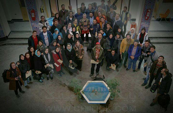 نشست عکاسی و عکاسان در همدان