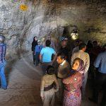 بازدید از غار کرفتو