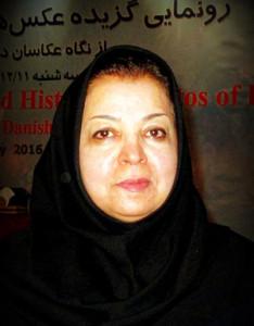 نسرین ترابی عکاس ایرانی