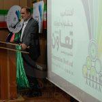 سیدحمید کلانتری ، معاون امور تعاون وزیر تعاون، کار و رفاه اجتماعی/ عکاس: ابراهیم باقرلو