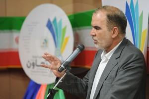 سیدحمید کلانتری ، معاون امور تعاون وزیر تعاون، کار و رفاه اجتماعی/ عکاس: مجتبی محسنی