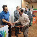 تقدیر از محمدرضا بهشتی منفرد ، داور بخش عکس جشنواره