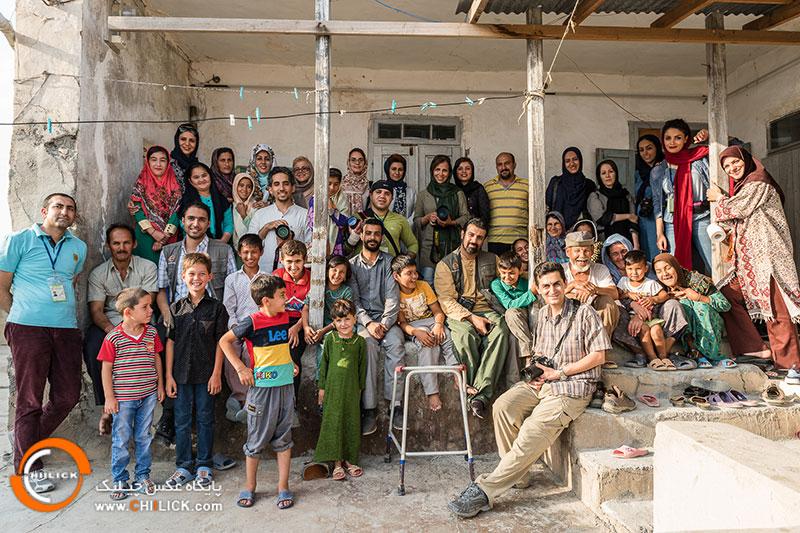 89ومین تور عکاسی چیلیک در کنار ترکمن های گلستان برگزار شد