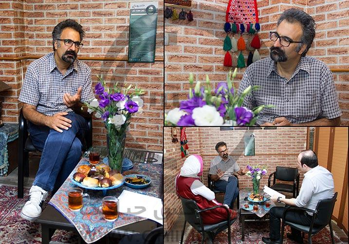 حسن غفاری - جشنواره عکس خانه روستایی