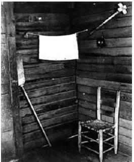 واکر ایوانز، گوشه آشپزخانه در خانه فلوید باروز،هیل ، آلاباما، 1936