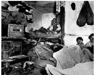 آرتور روتشتاین ، خانه Pettways، که اکنون توسط سیاه پوستان اشغال شده است.