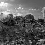 عکاس: طاها اصغرخانی، مسابقه عکس خانه روستایی، عکس برگزیده بخش محور سوانح