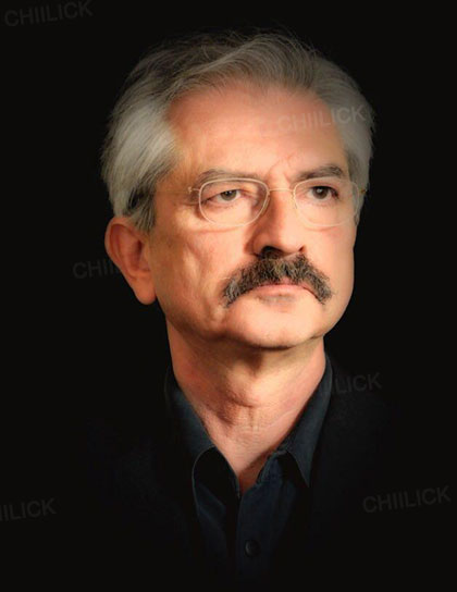 علی قلی ضیایی عکاس ایرانی
