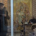 عکاس: امیر مهدی نجفلو شهیر   راه یافته به بخش فرش تبریز هفتمین جشنواره عکس فیروزه تبریز