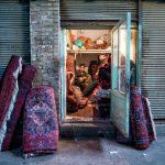 عکاس: حامد صفایی   راه یافته به بخش فرش تبریز هفتمین جشنواره عکس فیروزه تبریز