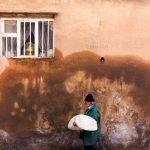 عکاس: سامان ایران زاده   راه یافته به بخش چهره شهر هفتمین جشنواره عکس فیروزه تبریز