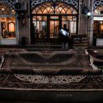 عکاس: شیدا آرمانی   راه یافته به بخش فرش تبریز هفتمین جشنواره عکس فیروزه تبریز