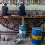 عکاس: محمدرضا هاشمیان   راه یافته به بخش فرش تبریز هفتمین جشنواره عکس فیروزه تبریز