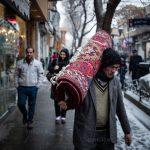 عکاس: محمدامین یوسفی   راه یافته به بخش فرش تبریز هفتمین جشنواره عکس فیروزه تبریز